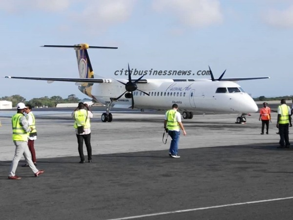 Passion Air secures second aircraft for Accra-Tamale route