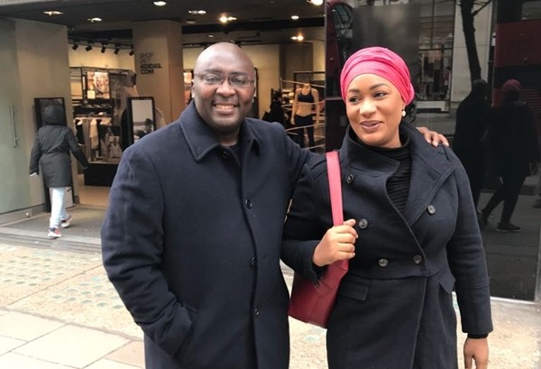 'Samira competing with her husband; wants 20 people for WHO confab' – Ablakwa