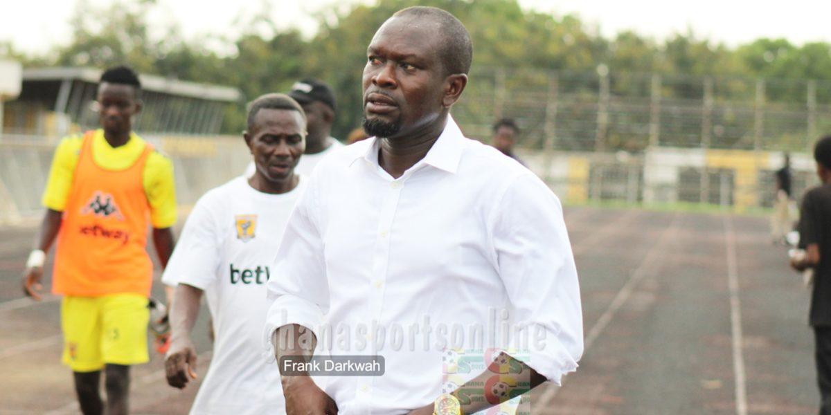 Official: CK Akonnor is Asante Kotoko new head coach