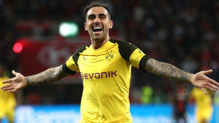 Bundesliga round-up: Dortmund go top with comeback win over Leverkusen