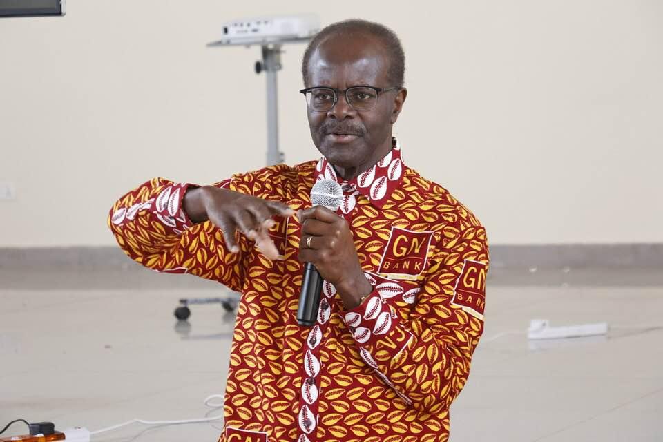Financial crisis: Ndoum asks Ghanaians to stop 'panic withdrawals'
