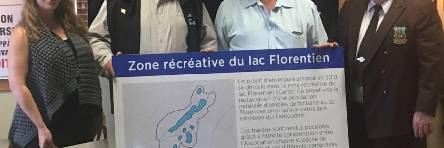Lac Florentien : une grande réussite!