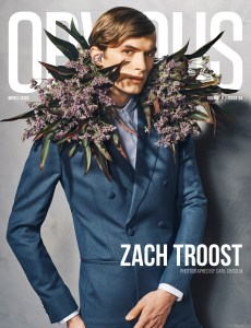 ZACH TROOST | March/April Covers