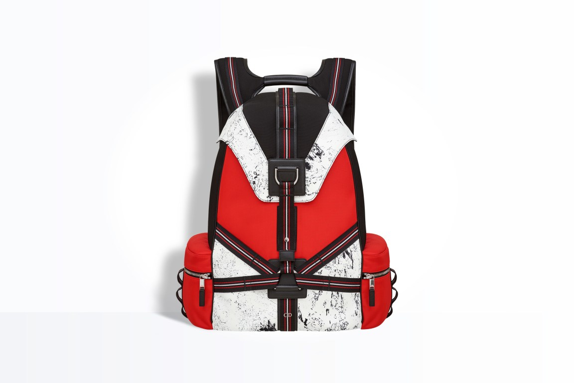 Dior Homme Backpacks