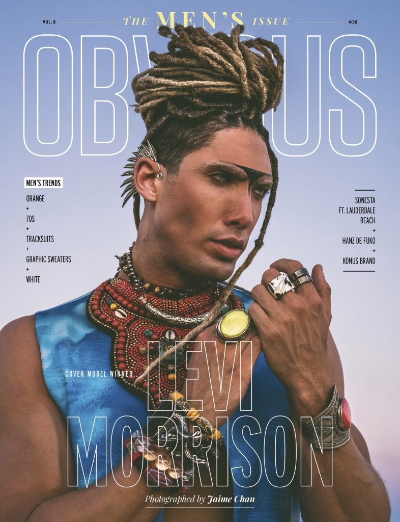 LEVI MORRISON | MEN'S ISSUE