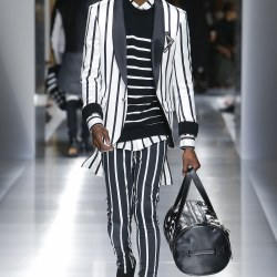 Vertical Stripes: Balmain