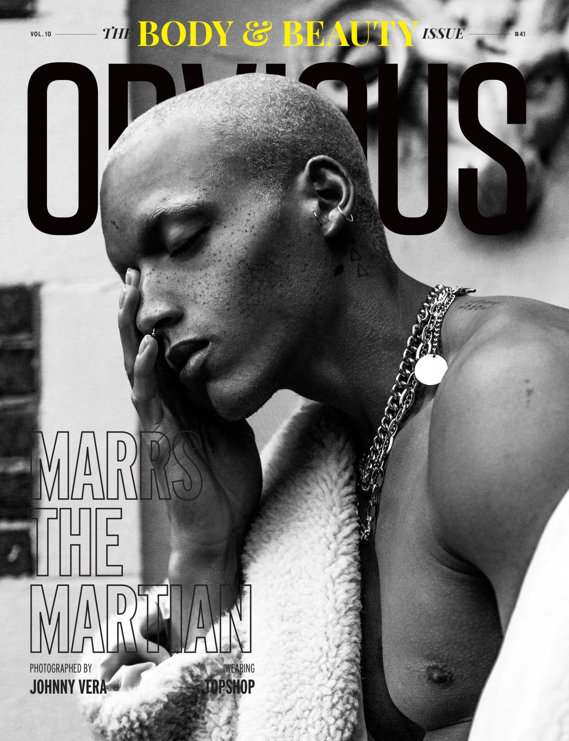 MARRS THE MARTIAN | Body & Beauty Issue