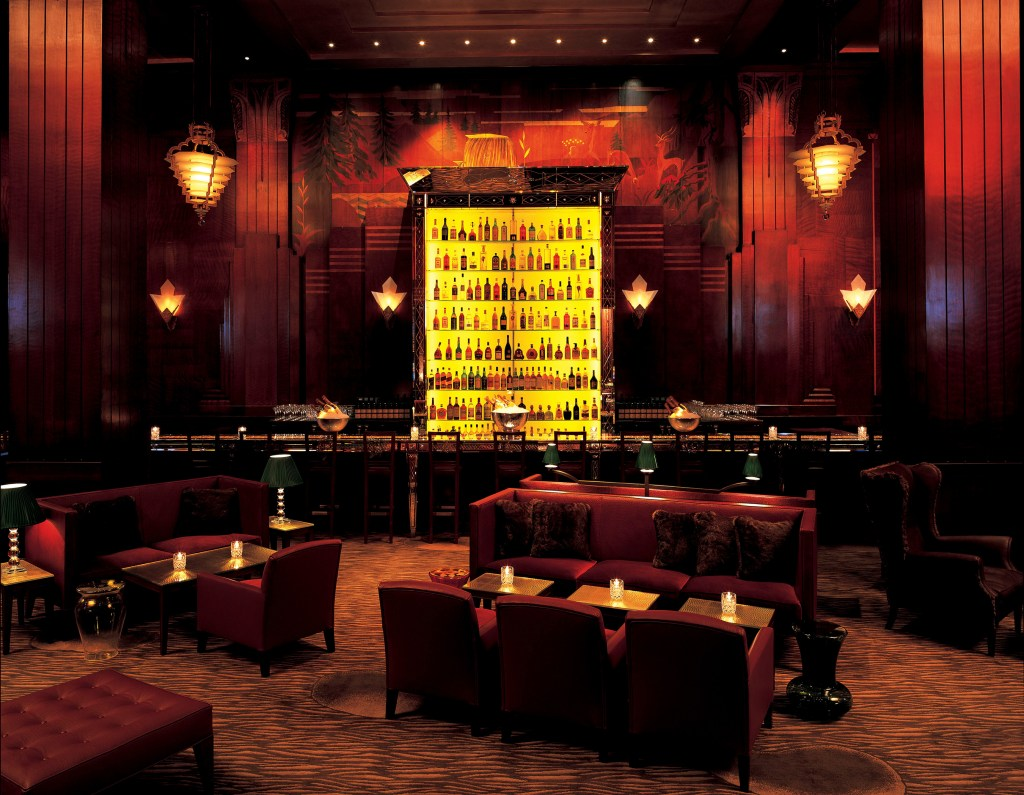 The Redroom Bar Area | The Clift Royal Sonesta
