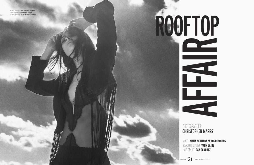 Rooftop Affair
