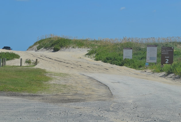 Coquina-beach-orv-ramp