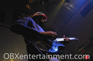 The Wailers on stage at the Outer Banks Brewing Station on May 23, 2006. (photo by Artz Music & Photography)