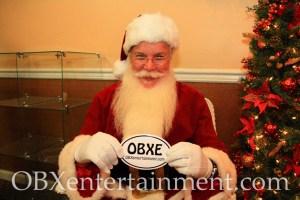 Even Santa's a fan of OBXentertainment.com!