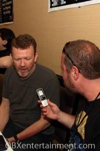 'E.T.' star Robert Macnaughton was interviewed by OBXentertainment.com Editor In Chief Matt Artz at Blood at the Beach III, May 11, 2013, in Virginia Beach, VA.