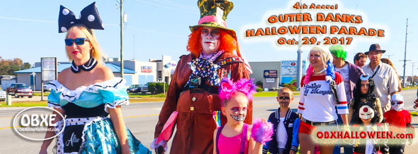 HalloWeek Halloween Events on the Outer Banks