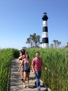 """Scotty McCreery filmed the music video for """"Feelin' It"""" on the Outer Banks, North Carolina."""