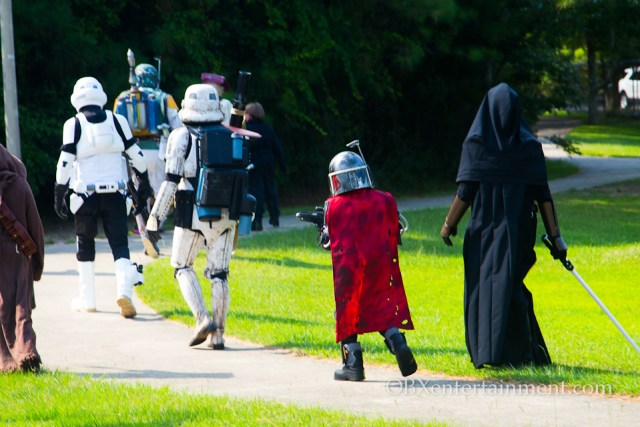 Star Wars 501st Legion Carolina Garrison at KDH Library, August 5, 2015 (photo by Matt Artz for OBXentertainment.com)_0113