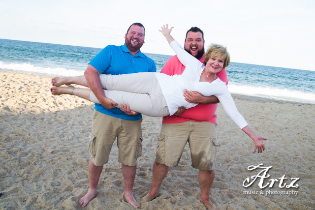 Outer Banks Family Beach Portraits (photo by Artz Music & Photography)_0009