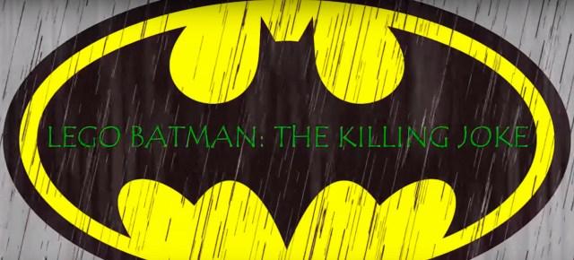 Lego Batman - The Killing Joke