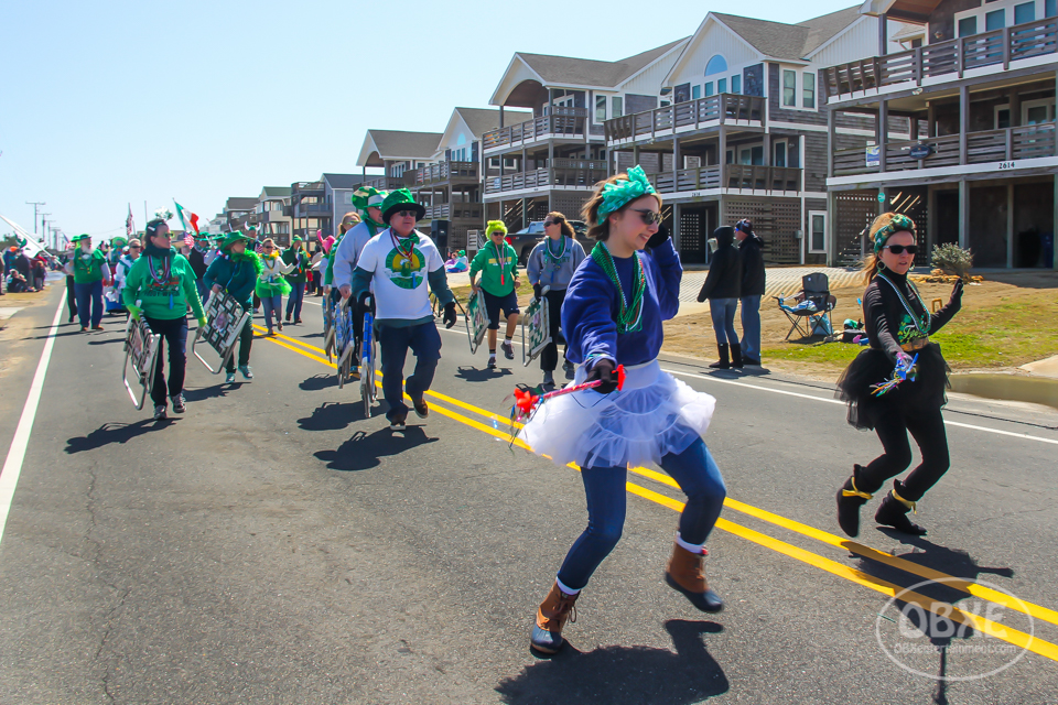 Kelly's 29th Annual St. Patrick's Parade Marches On [Video / Photo Gallery]