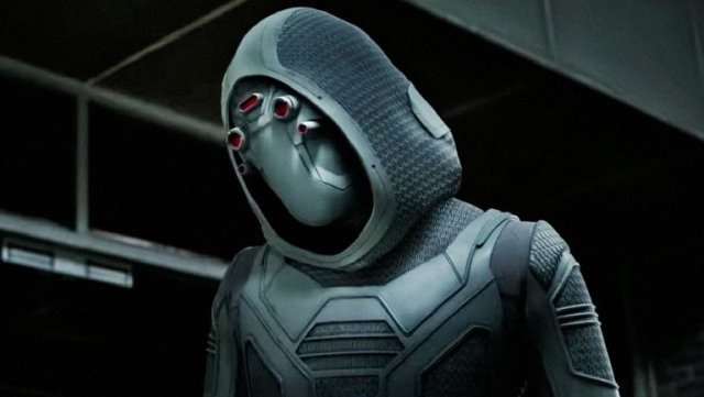 Hannah John-Kamen is Ghost in 'Ant-Man and the Wasp'.
