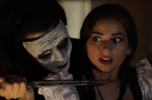 Jordan Phipps stars in the horror anthology '10/31', an Official Selection at the Halloween International Film Festival, Oct. 25-27, 2018 in Kill Devil Hills.