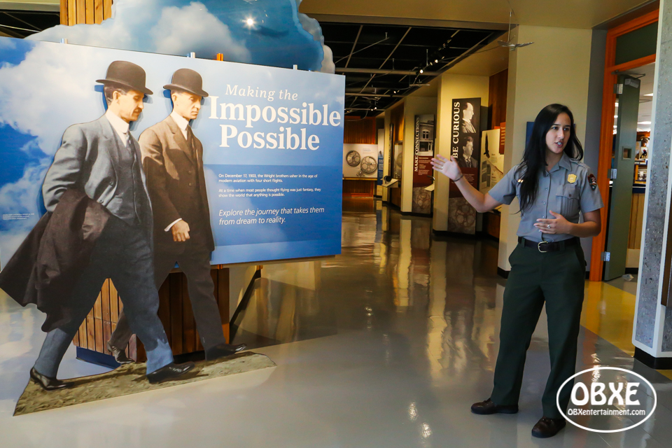 Renovated Wright Brothers Memorial Visitor Center Re-Opens [Video / Photo Gallery]