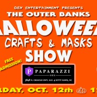 Halloween Crafts & Masks Show Coming to Kitty Hawk Oct. 12th