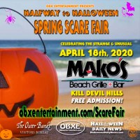2020 Spring Scare Fair Returning to Kill Devil Hills