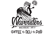 Waveriders Coffee, Deli & Pub