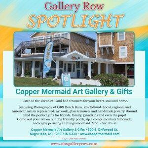 SPOTLIGHT - Copper Mermaid Art Gallery & Gifts