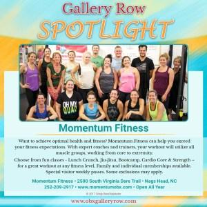 SPOTLIGHT - Momentum Fitness