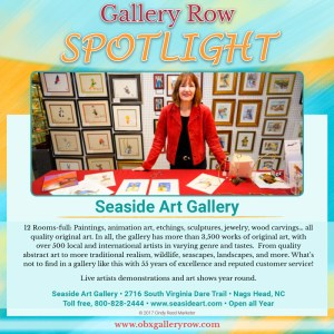 SPOTLIGHT - Seaside Art Gallery