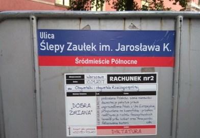 Witold Bereś, Krzysztof Burnetko: Nasze postulaty wrześniowe