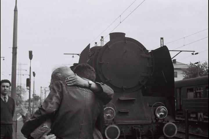 Dworzec Gdański, 1968 rok