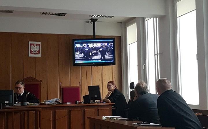 Proces za blokowanie miesięcznicy smoleńskiej 10 marca 2017 roku