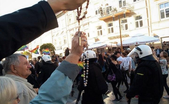 Marsz Równości wLublinie. Kto się sprawdził, akto nie