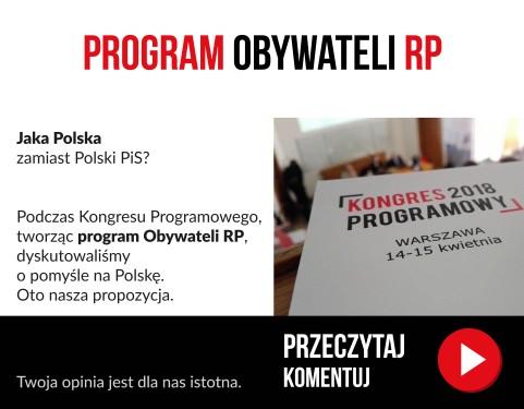 Program Obywateli RP
