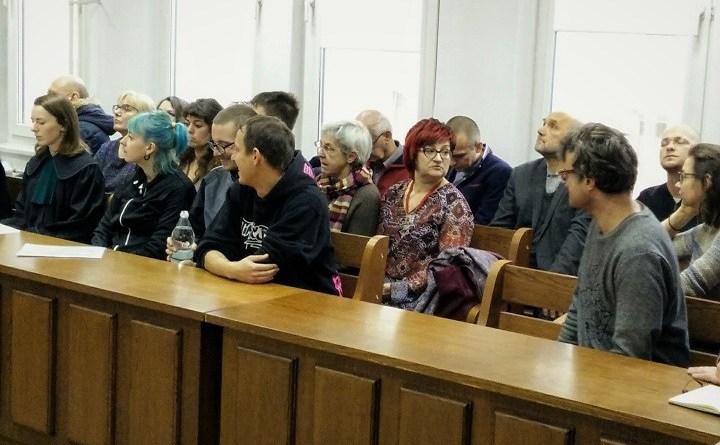 Obwinieni za próbę blokady marszu Młodzieży Wszechpolskiej