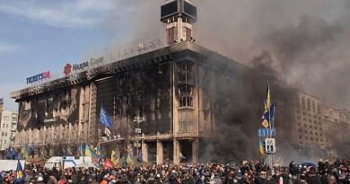 Mija piąta rocznica masakry naMajdanie