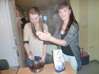 baking cake in Oslo