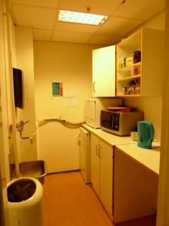 kuchnia dla studentów na każdym piętrze