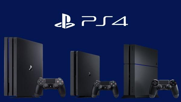PS4-тің барлық үш нұсқаларында олардың сипаттамалары бар.
