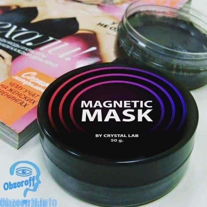 Магнитная маска Magnetic Mask описание