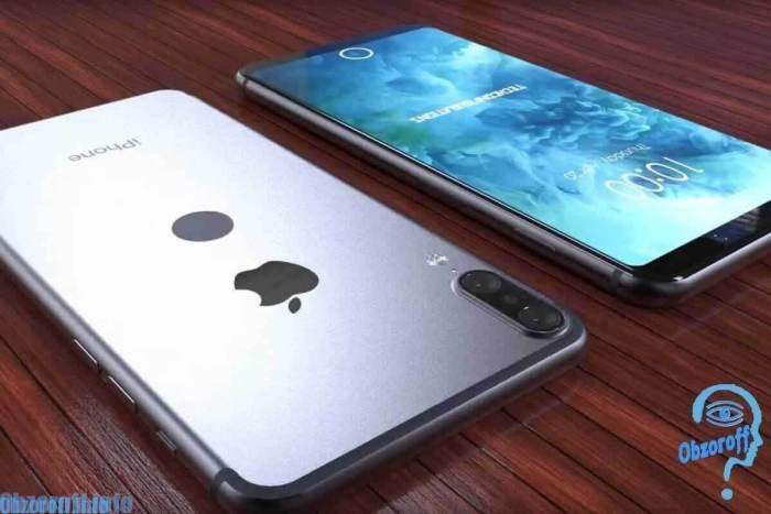 Как выглядит Iphone 8