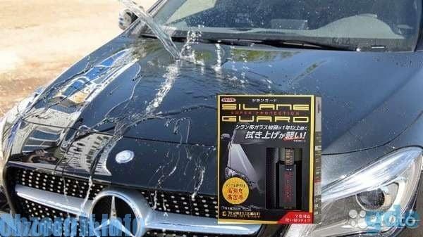 Silane Guard Wilson - protecteur de verre liquide pour tuning de voiture