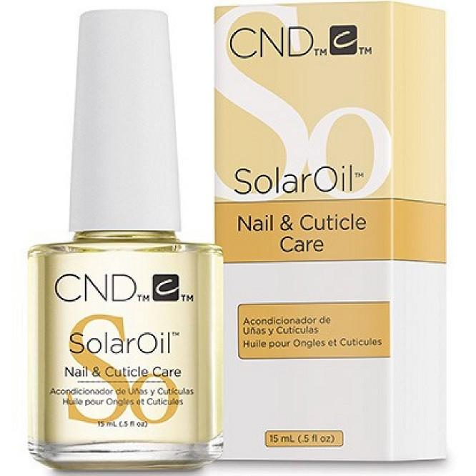 CND per unghie e cuticole per cuticole solare