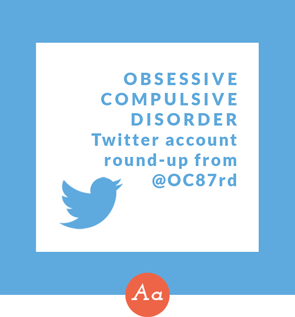 7 of our Favorite OCD Twitter Accounts