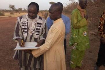 Rencontre du réseau OCADES à Ouahigouya