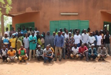 Ateliers communaux de lancement de la phase 2 du Projet PRCASA