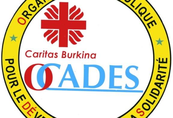 OCADES CARITAS BURKINA: AVIS DE RECRUTEMENT